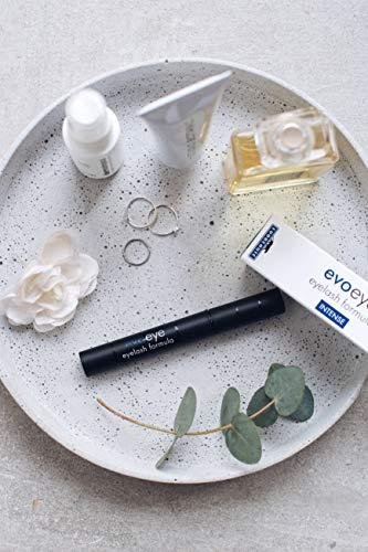 evoeye eyelash INTENSE Wimpernserum, höhere Wirksamkeit, Wimpern Booster (3ml)